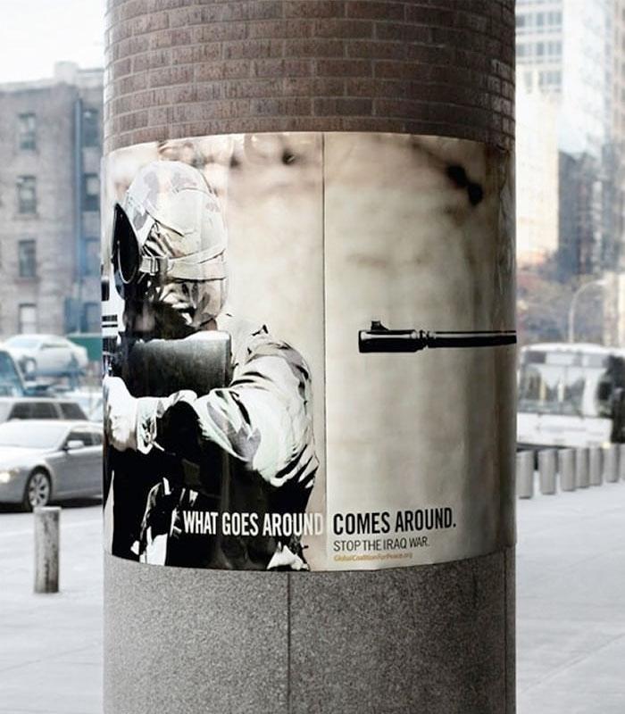 Creepy Social Issue Ads 8 pubblicit&