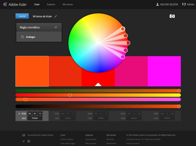 Adobe Kuler