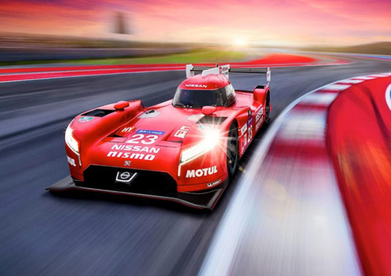Nissan torna alla 24 Ore di Le Mans con la GT-