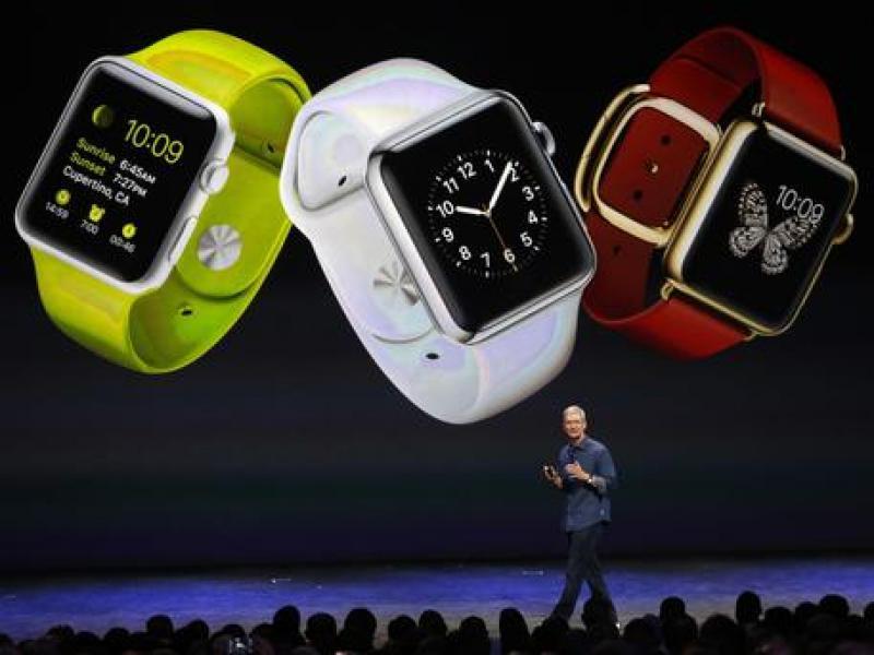 Casseforti per Apple Watch a 18 carati Gli smartwatch di Cupertino arriveranno nei negozi ad aprile  Negli Apple Store arriveranno delle casseforti per i nuovi Apple Watch da 18 carati.